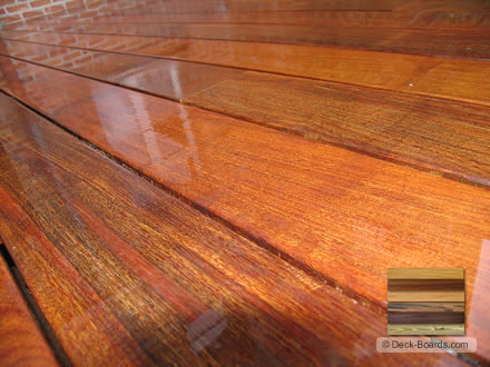 Wood decking trex versus wood decking for Ipe decking vs trex