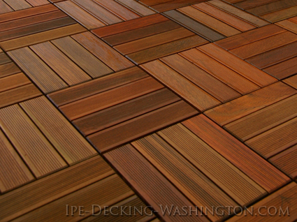 Deck Tiles in Washington